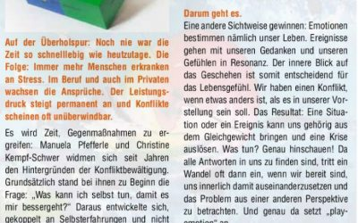 play-emotion im Lavida-Magazin Freiburg