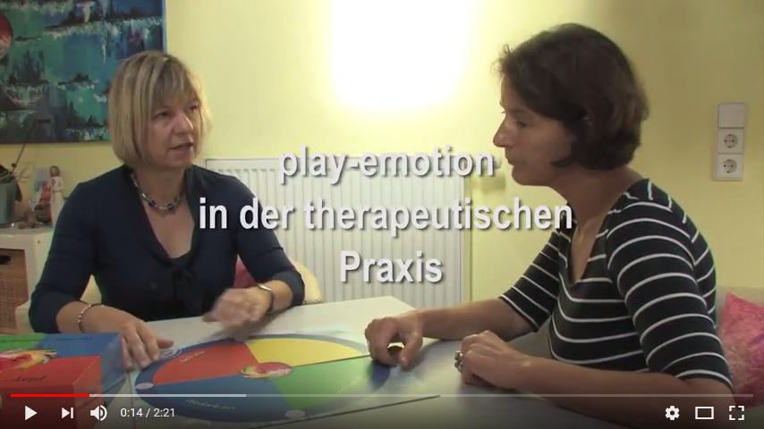 play-emotion in der therapeuthischen Praxis